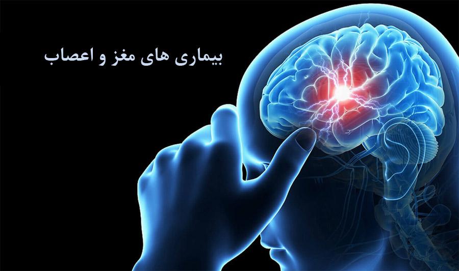 شایع ترین بیماری های مغز و اعصاب کدام اند؟