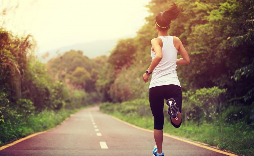 ورزش ضامن سلامت running