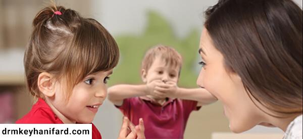 چرا کودکان دچار لکنت زبان می شوند