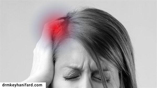 ۱۴ علت مهم برای تیر کشیدن سر
